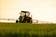 Chemicals, pesticides - crop spraying