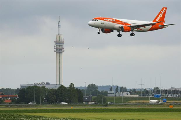 """Easyjet chief executive Johan Lundgren told a conference that the aviation sector is """"fighting literally for its survival"""" (Photo by Nicolas Economou/NurPhoto via Getty Images)"""
