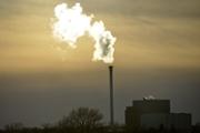 Industrial emissions (credit: Karl Ludwig G Poggemann, CC by SA 2.0)