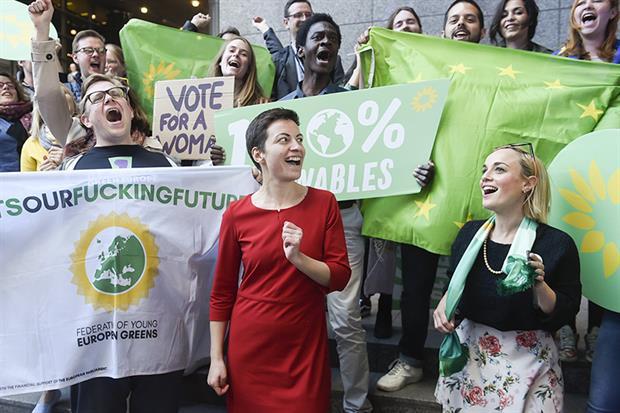 European elections, Ska Keller, European Green Party ( © European Union 2019 – Source: EP)