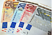 Money; Euros. Credit: Images of money