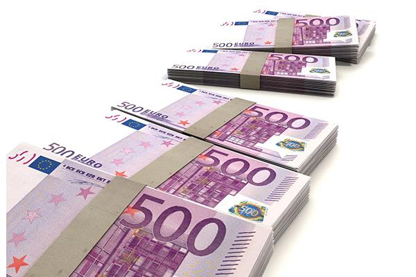 Finance: euros
