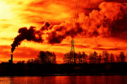 Industrial emissions 4