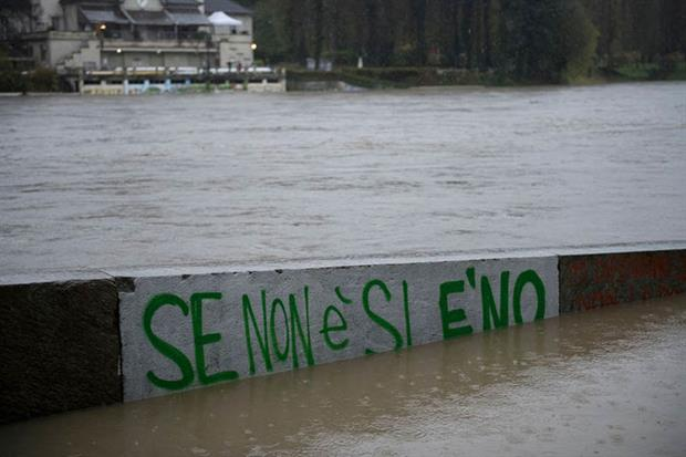 Climate crisis: up to three quarters of people affected by floods have experienced mental health problems (Photo by Stefano Guidi/Getty Images)