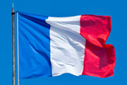 Flag, France (credit: Chris Dorney/123RF)