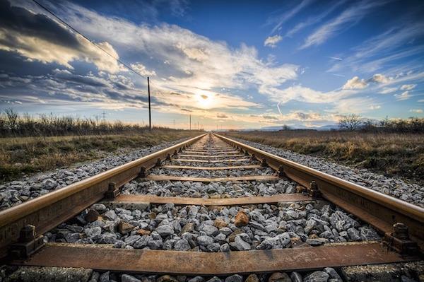 Transport - railway track (Pixabay)