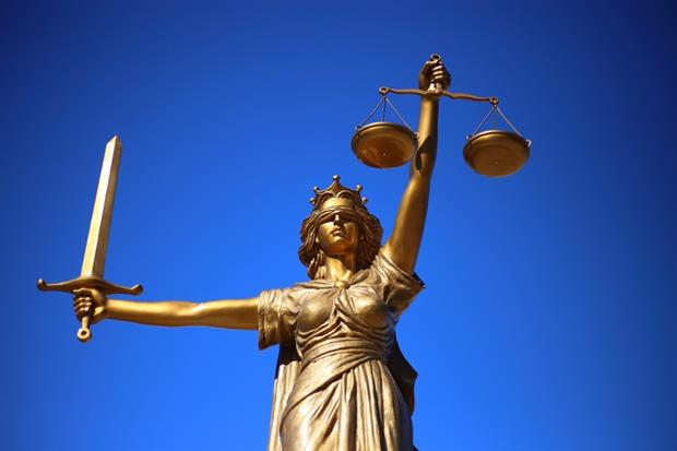 Legal - Lady Justice on court building (Pixabay)