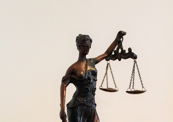 General - Justice blind woman holding scales (Pixabay)