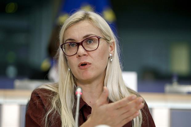 Kadri Simson - European Parliament