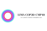 Lima COP20 logo (credit: Ministry of the Environment of Peru)