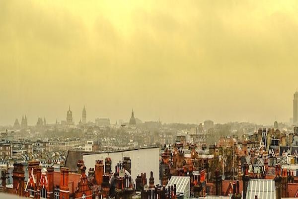 Pollution - London smog (Pixabay)