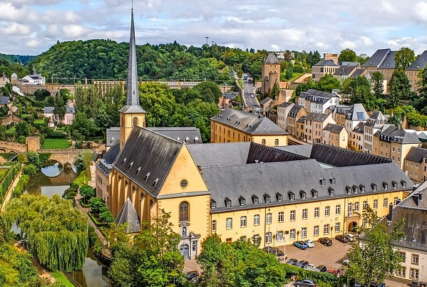 General - Luxembourg panorama (Pixabay)