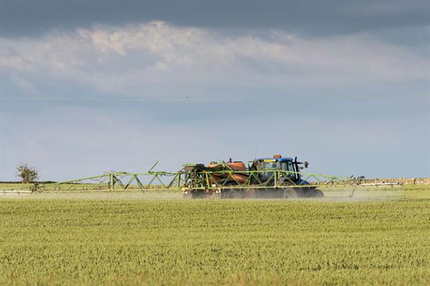 Mancozeb is among the most commonly applied arable crop pesticides of any kind (Photo by: Farm Images/Universal Images Group via Getty Images)
