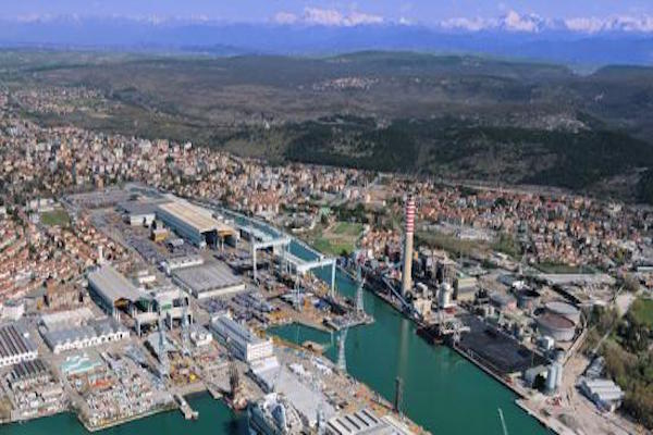 Energy - coal-fired plant Monfalcone, Italy (Minambiente)
