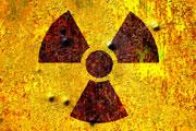 Nuclear, radioactive symbol