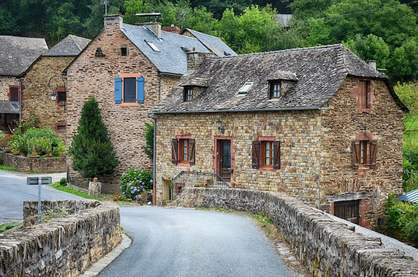 France - old houses (Pixabay)
