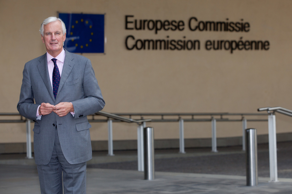 European Commission chief Brexit negotiator Michel Barnier