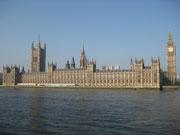 UK, parliament building