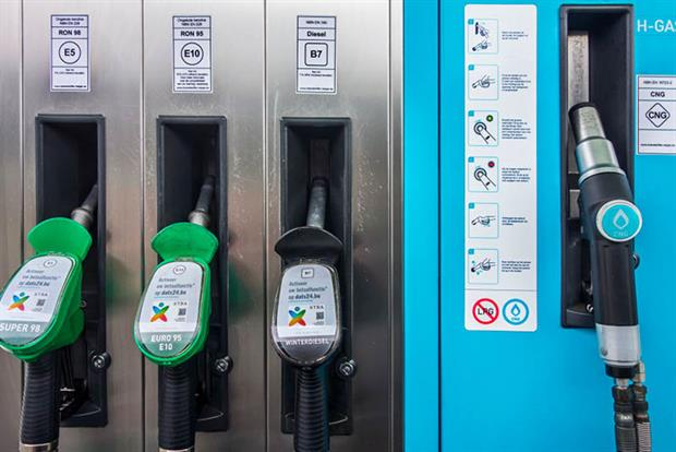 Fuel: petroleum refiners have chosen to target road transport for low-carbon liquid fuels (Photo by: Arterra/Universal Images Group via Getty Images)