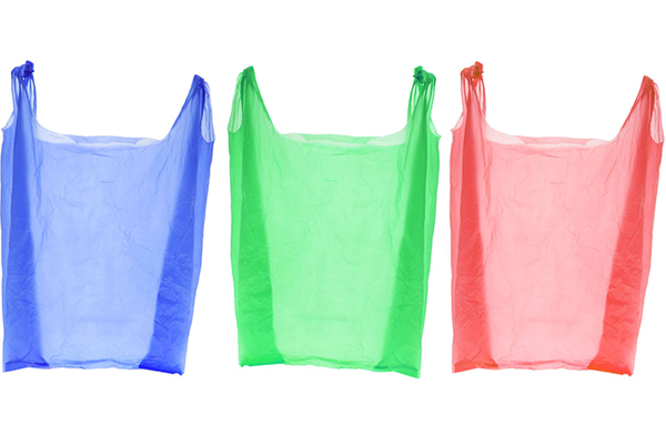 Waste, plastic bags (photograph: homestudio/123RF)