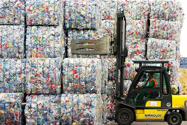 Circular economy: plan will set a framework for bio-based plastics and address microplastics (Photo by: Andia/Universal Images Group via Getty Images)