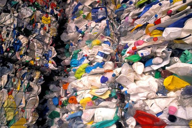 Plastic waste: chemical industry says that chemical recycling technologies can play an essential role to transform plastic waste into valuable secondary raw materials (Photo by: marka/Universal Images Group via Getty Images)