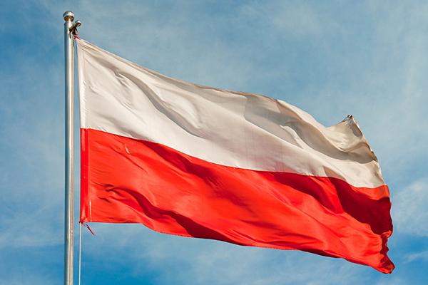 Flags, Poland (photograph: Marcel Braendli/123RF)