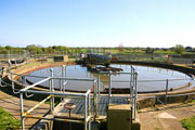 Waste, sewage treatment