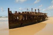 Waste, ship scrap