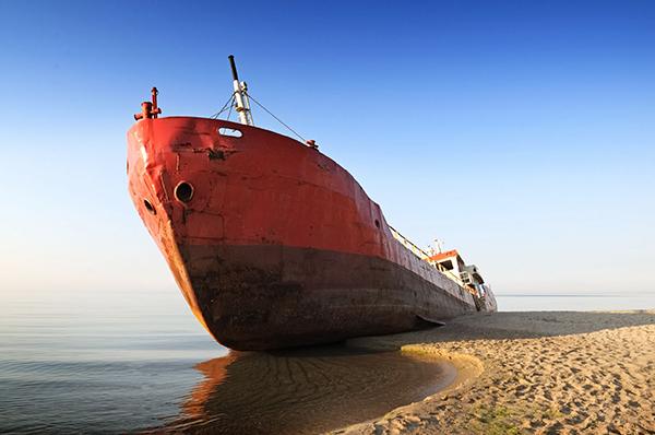 Waste, ships (photograph: Serg-v/123RF)