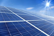 Renewable energy, solar power (credit: tomwang/123RF)
