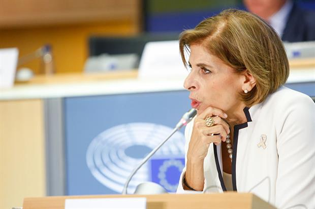 "Stella Kyriakides: ""The granting of authorisations for pesticides if only possible where strict conditions are met"" (photo: Alexis HAULOT, European Union)"