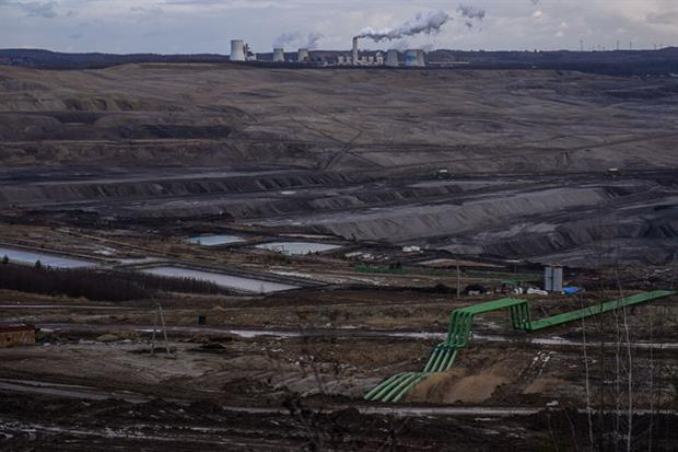 Turów lignite mine: the commission has been repeatedly urged to act (Photo by Omar Marques/Getty Images)