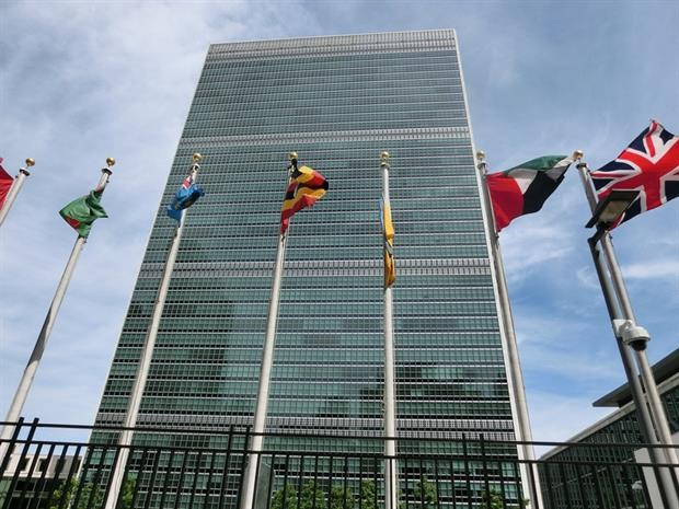 Politics: UN headquarters in New York City (Image: Jens Junge / Pixabay)