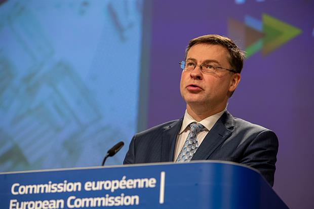 Valdis Dombrovskis: the global rulebook is outdated. Photo: EC - Audiovisual Service / EU