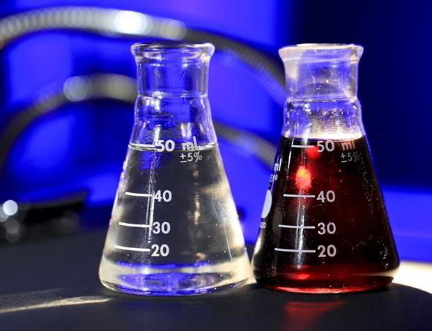 Chemicals - Sample vials (Pixabay)