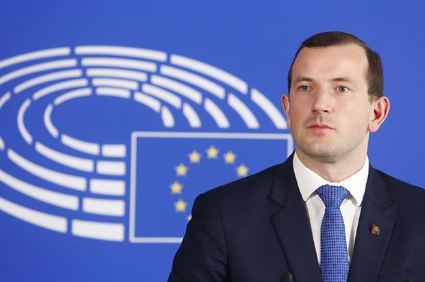 Virginijus Sinkevičius (© European Union 2019 / Alexis HAULOT)