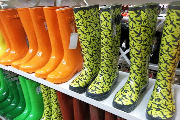 Products, Wellington boots (photograph: Steve p2008/Flickr)