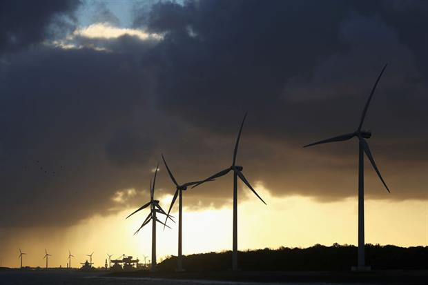Several companies have pledged to produce fully recyclable wind turbines (Photo by Dean Mouhtaropoulos/Getty Images)