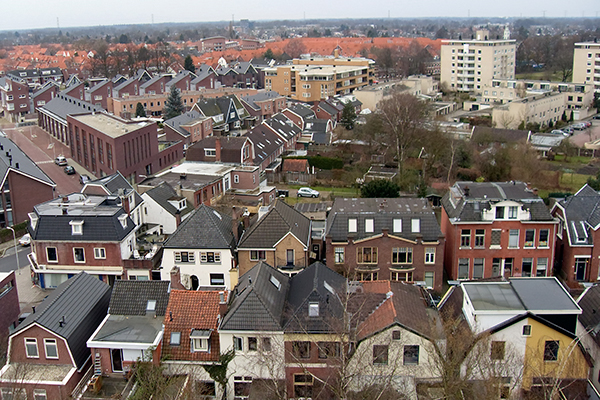 Deal will deliver renewable heat to 20,000 extra households and businesses in Enschede. Photograph: Federico Builes/Flickr