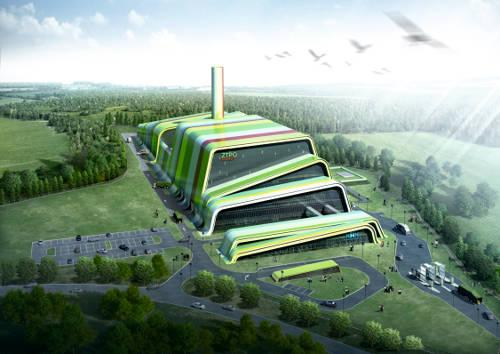 The €190m plant will be partly financed by EU cohesion funds