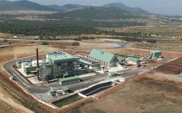 Sener also built the Mérida biomass plant for Ence in 2014