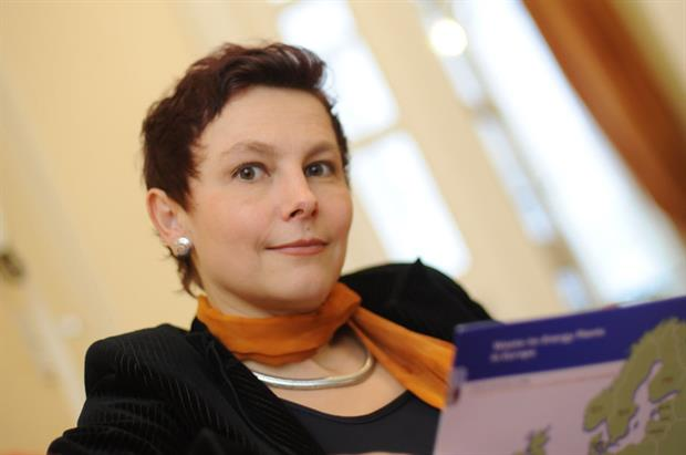 Making a point: Ella Stengler says her sector can help deliver EU goals