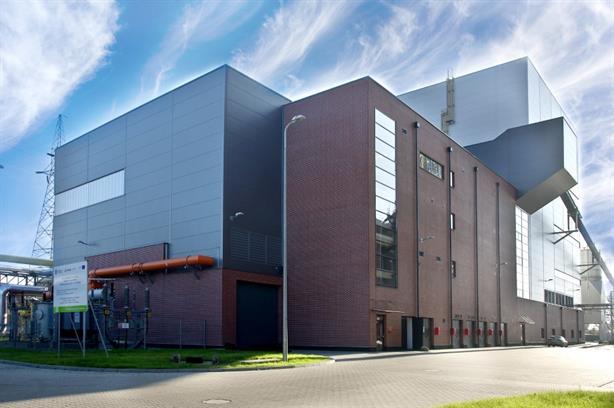 The Elblag plant, image credit Energa Kogeneracja