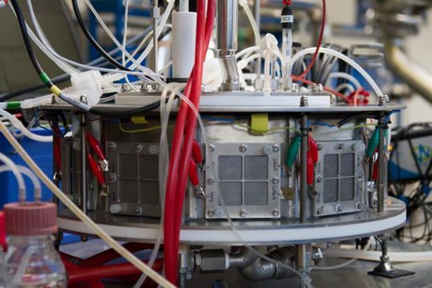 The ten-litre prototype Photo brain-biotech.de
