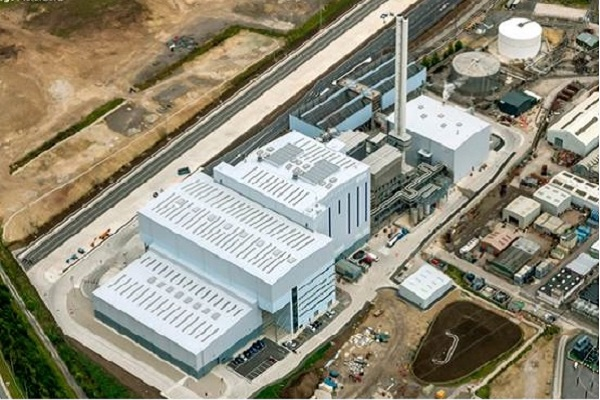 The FM2 EfW plant