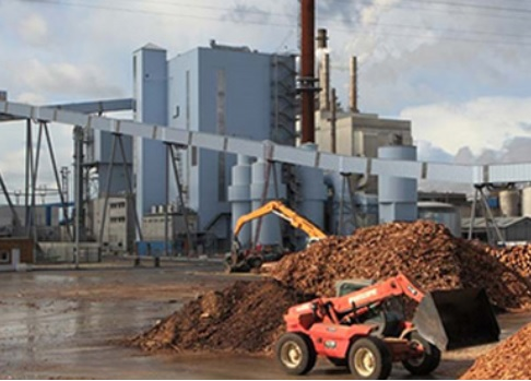 The Facture-based biomass power plant, image Valmet