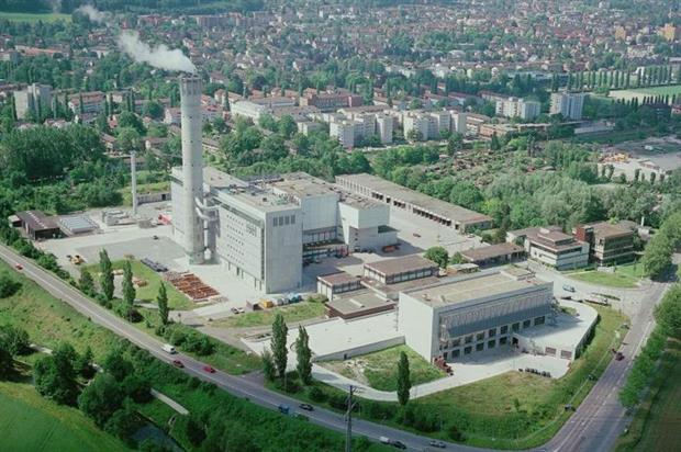 The EfW plant will be upgraded. Credit: CC BY-SA 4.0 Comet Photo AG (Zürich)