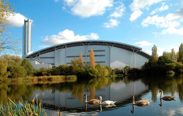 Lakeside EfW plant (Credit: Lakeside EfW)
