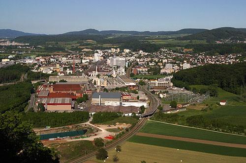Pratteln is a municipality in the canton of Basel-Landschaft in Switzerland